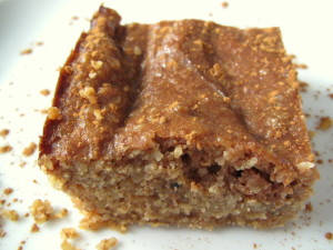 Walnut-Fig Breakfast Bar