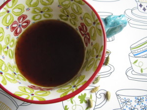 Cold-Brew Coffee with Cardamom