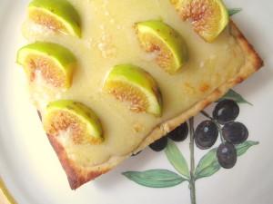 Fig Cheesebread